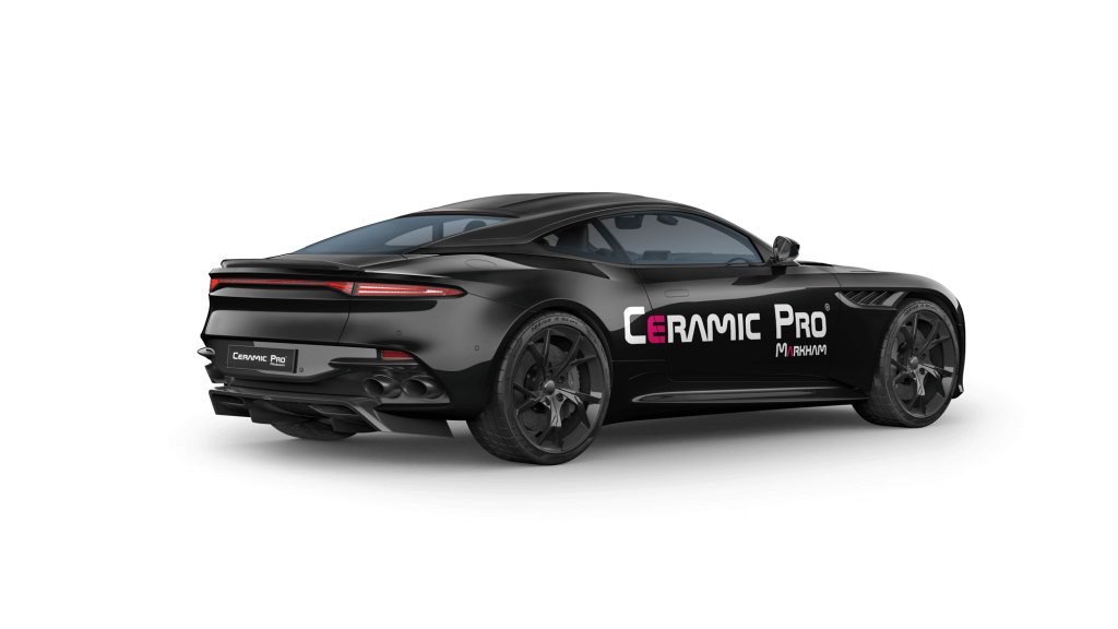 Black Ceramic Pro Car